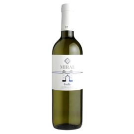 Вино Miral Grillo бяло Fina