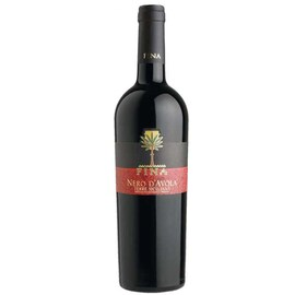 Вино Nero d'Avola червено Fina