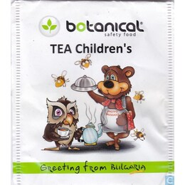 Серия Кетъринг Ботаникъл Детски чай 100 бр. сашета