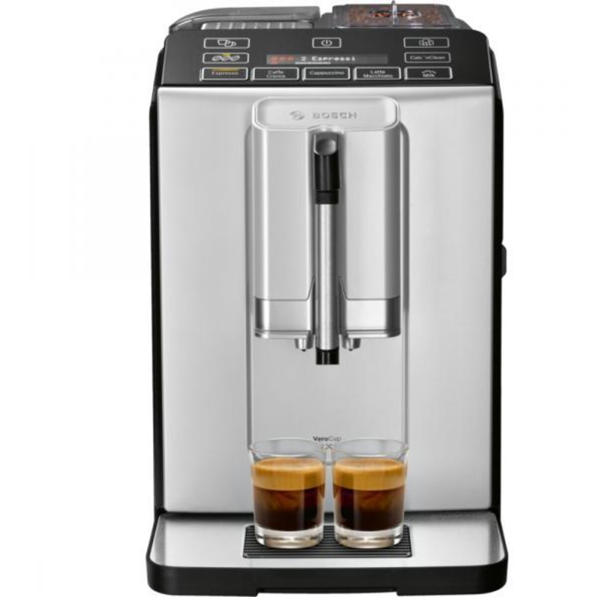 Bosch Кафеавтомат VeroCup 300 Сребристо TIS30321RW 00406686