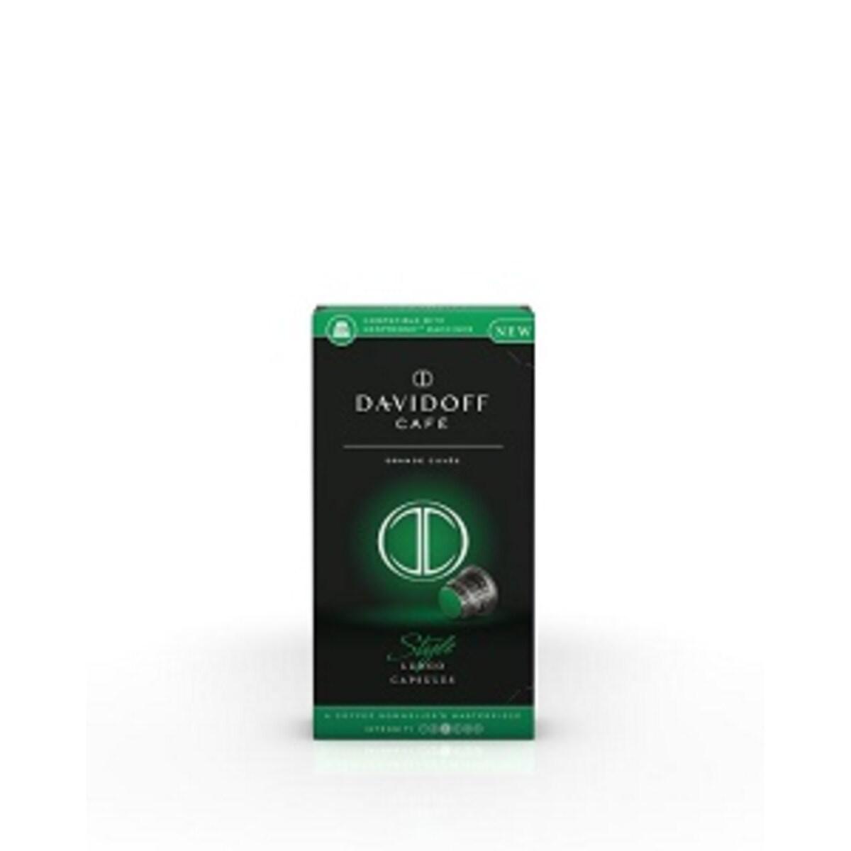 Davidoff Cafe Style Lungo - 100 бр Nespresso съвместими капсули