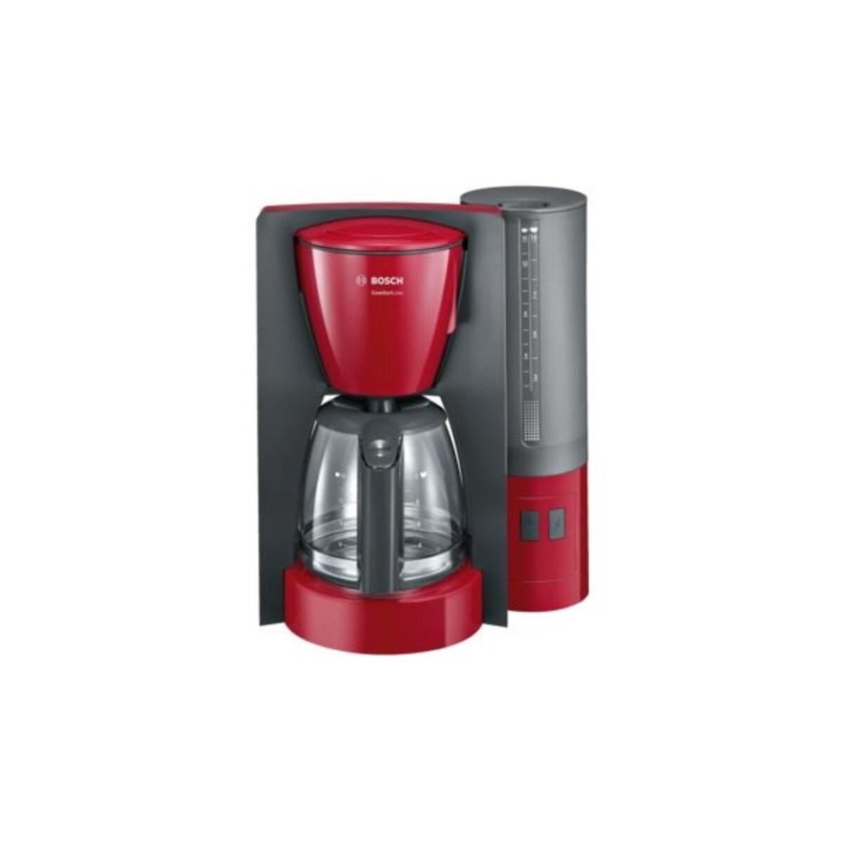 Bosch филтърна кафемашина  ComfortLine червена ТКА6А044