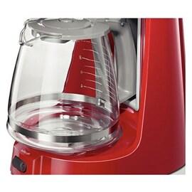 Bosch TKA3A034, Шварц кафемашинa червена