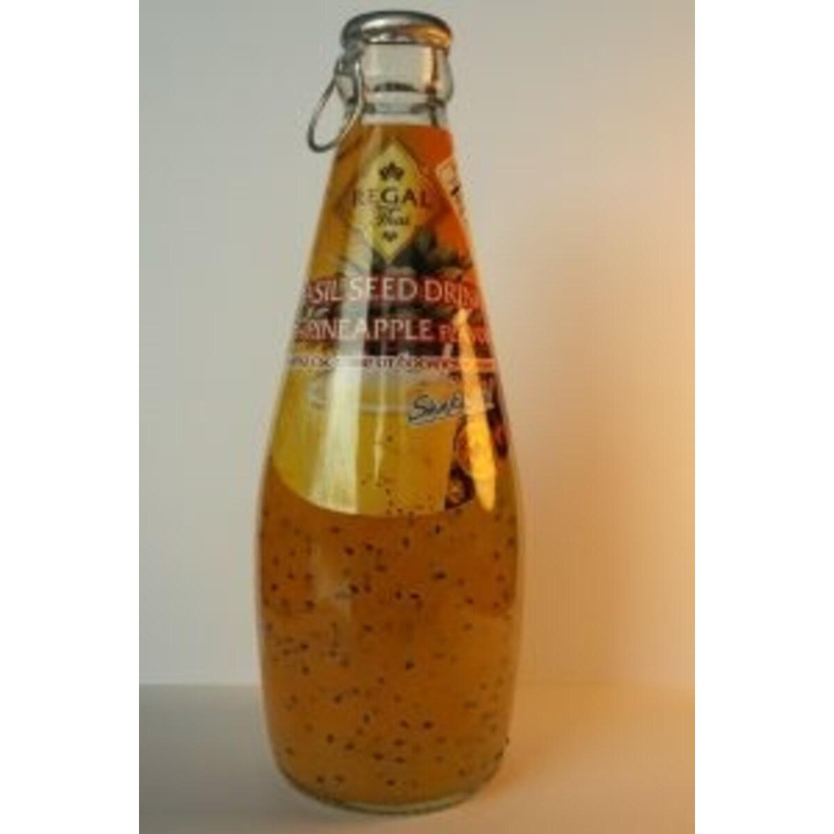 Regal Thai напитка със семе от босилек и ананас 290мл