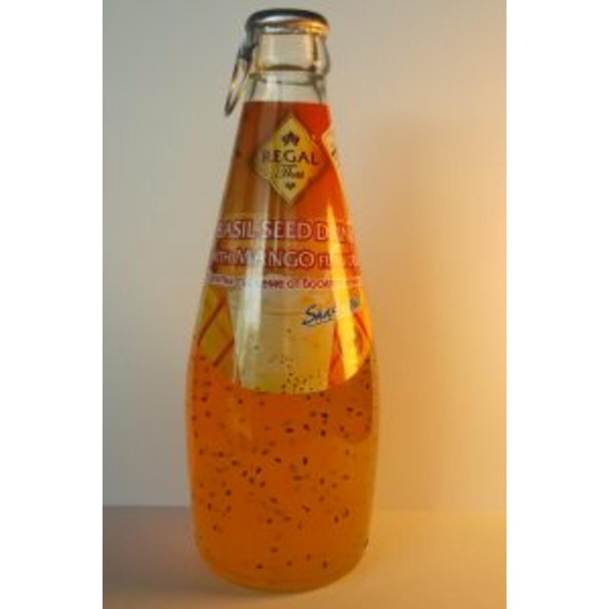 Regal Thai Напитка със семе от босилек и манго 290мл