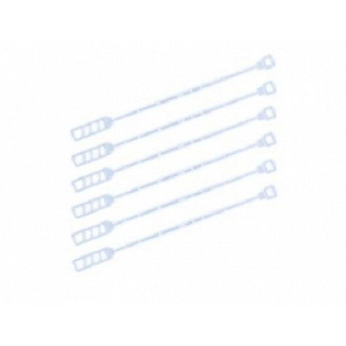 Пластмасови бъркалки 12 см - 480 бр.