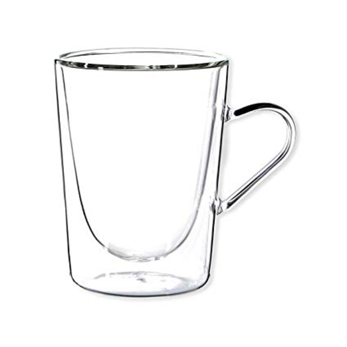 Luigi Bormioli Tea Mug 2 двустенни чаши - 295мл