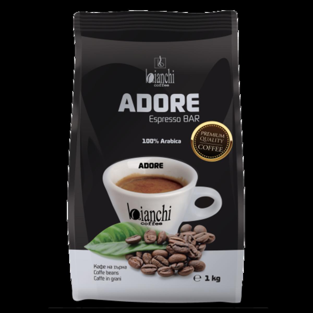 Bianchi Adore Espresso Bar кафе на зърна 1кг