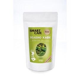 Безкофеиново Био зелено кафе Smart, 200гр