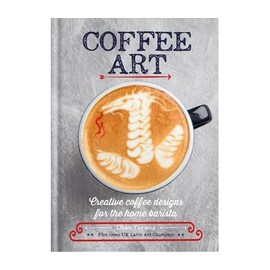 Coffee Art книга самоучител