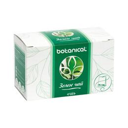 Серия Ботаникъл Зелен чай на сашета