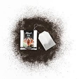 Серия Ботаникъл Черен чай чай на сашета