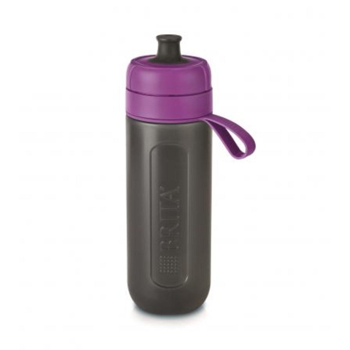 BRITA Fill&Go ACTIVE спортна бутилка лилава
