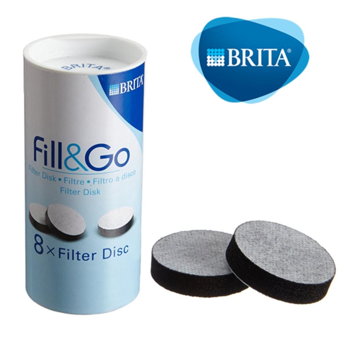 Fill&Go Филтърни дискове 8бр