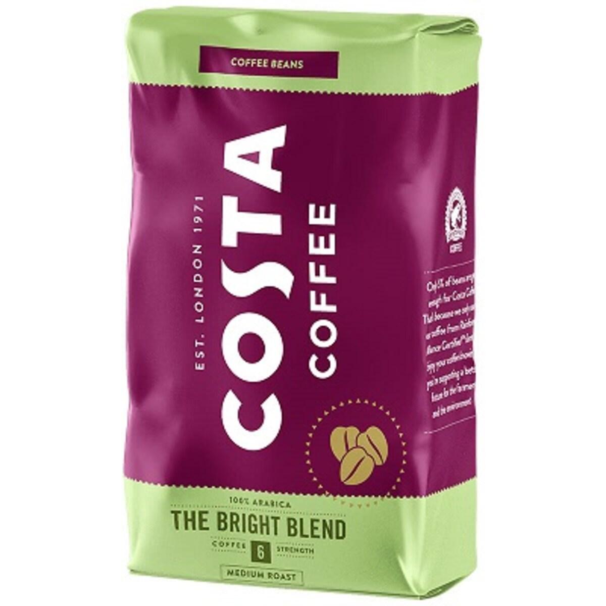 Costa Coffee 100% Arabica 1кг. кафе на зърна