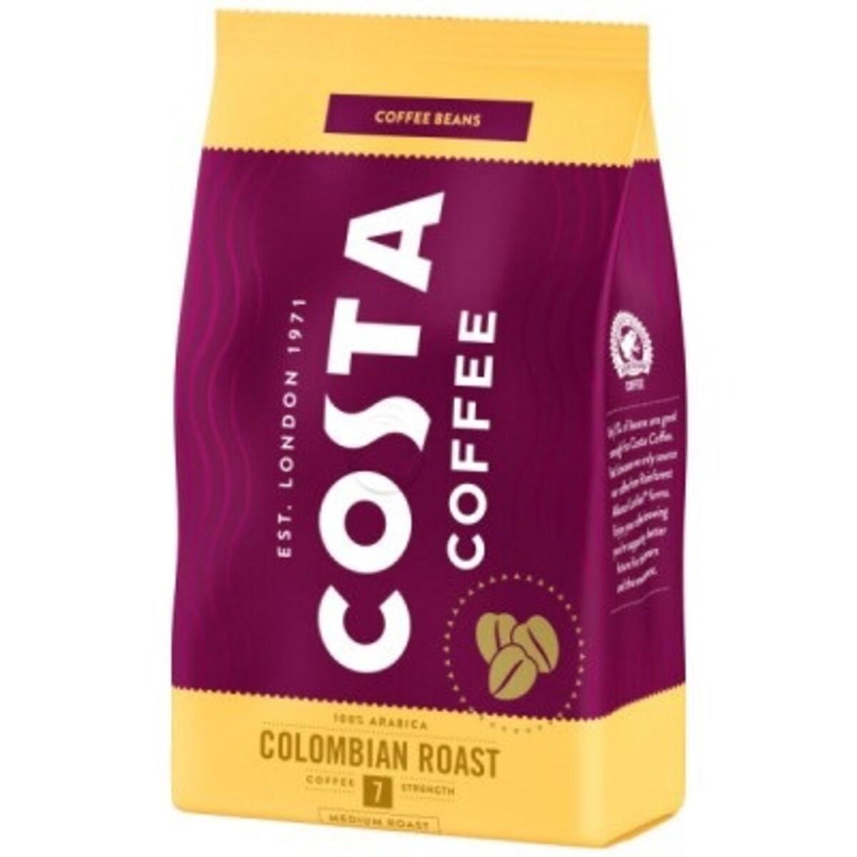 Costa Coffee Colombia 500гр кафе на зърна