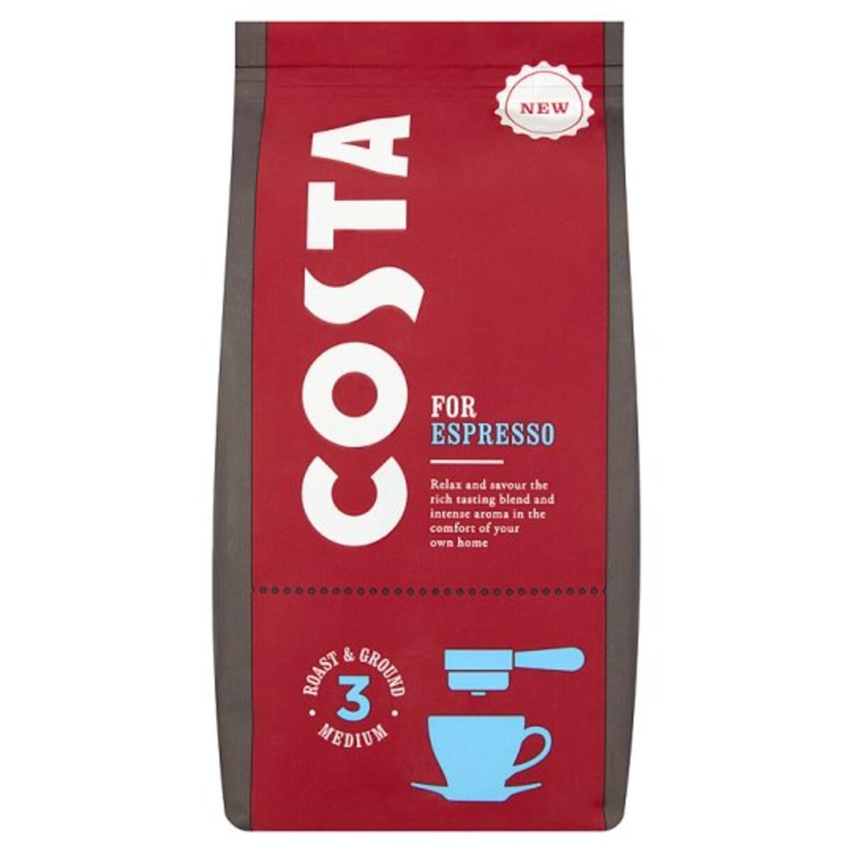 Costa еспресо мляно кафе 200гр