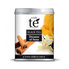 Cuida Te Black Tea Dreams of Sena - насипен черен чай