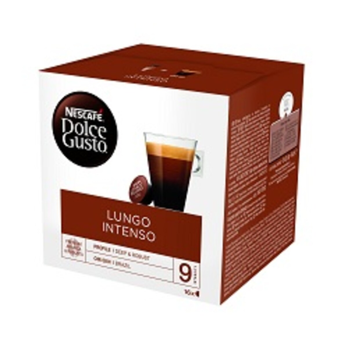 Nescafe Dolce Gusto Lungo Intense