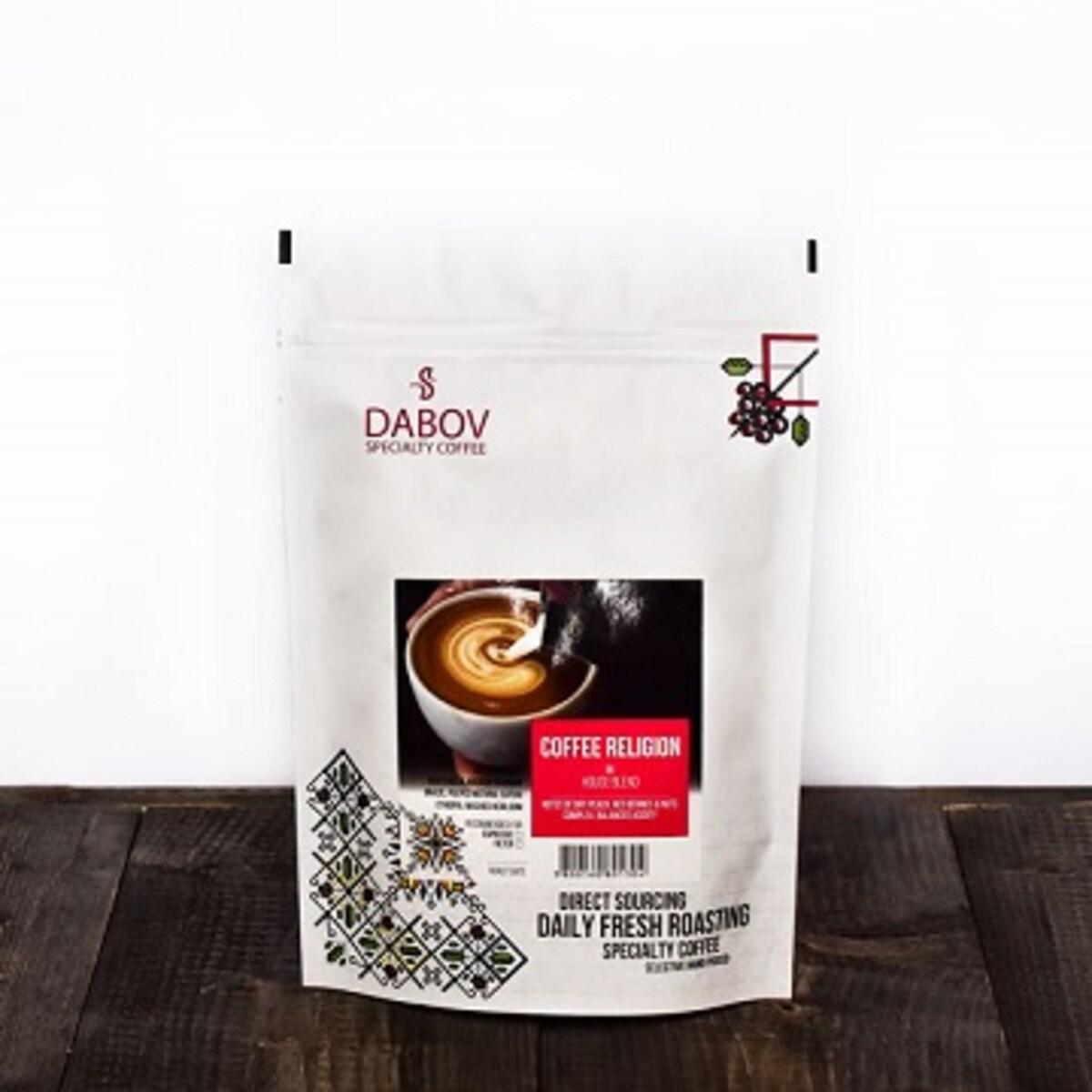 DABOV Specialty Coffee - Coffee Religion Blend 200.8гр
