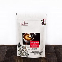 DABOV Specialty Coffee - Coffee Religion Blend 200.8гр