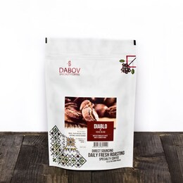 Espresso blend Diablo DABOV Specialty Coffee 200.8 гр кафе на зърна