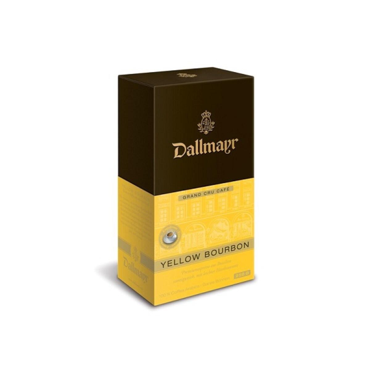 Dallmayr Grand Cru Yellow Bourbon кафе на зърна 250гр
