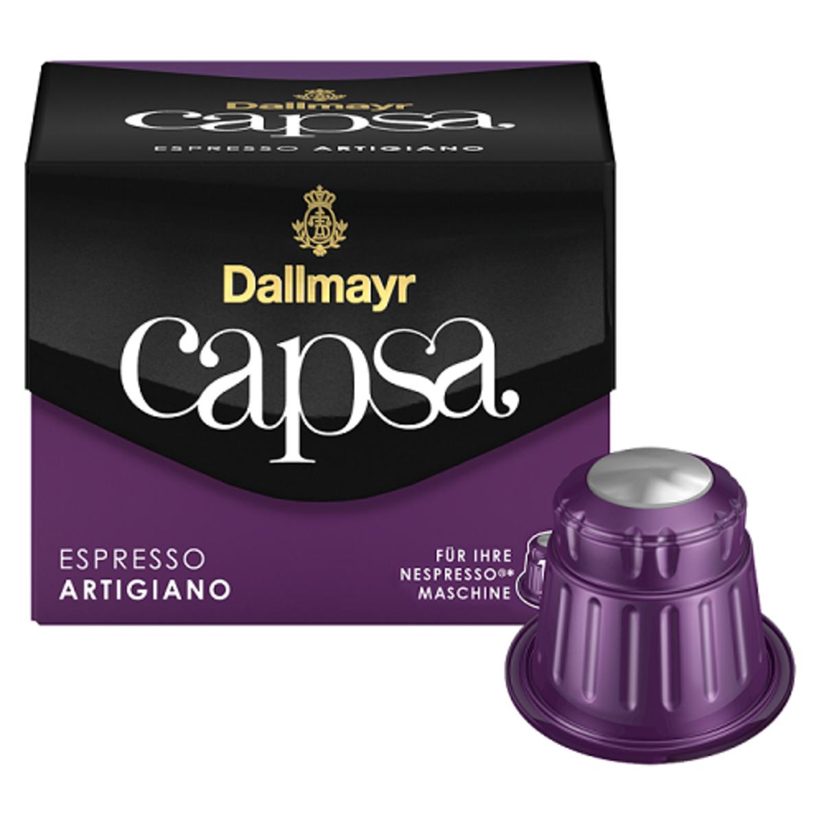 Dallmayr Espresso Artigiano - Nespresso съвместими капсули