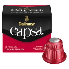Dallmayr Espresso Decaffeinato - Nespresso съвместими капсули