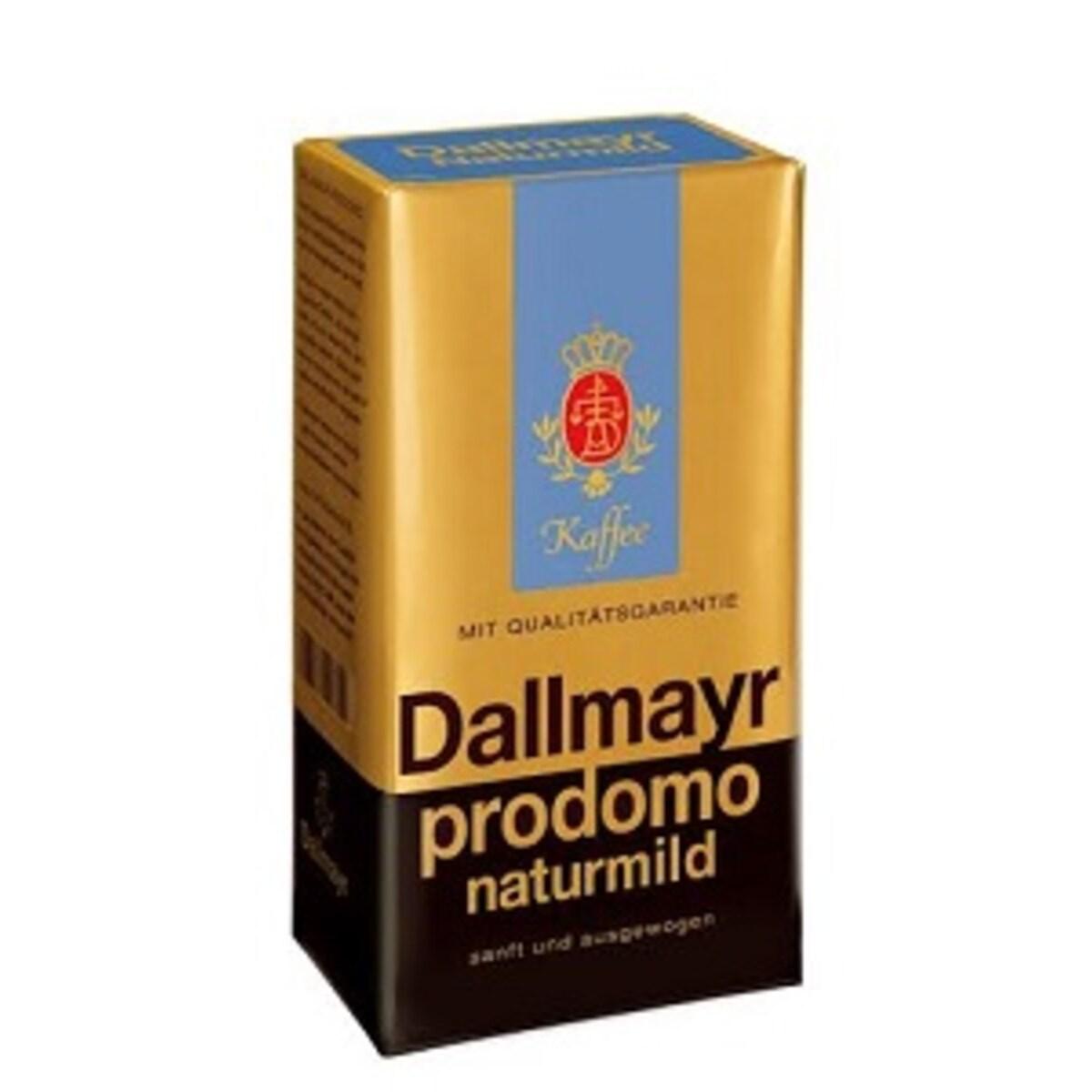 Dallmayr Prodomo Naturmild 500гр мляно кафе