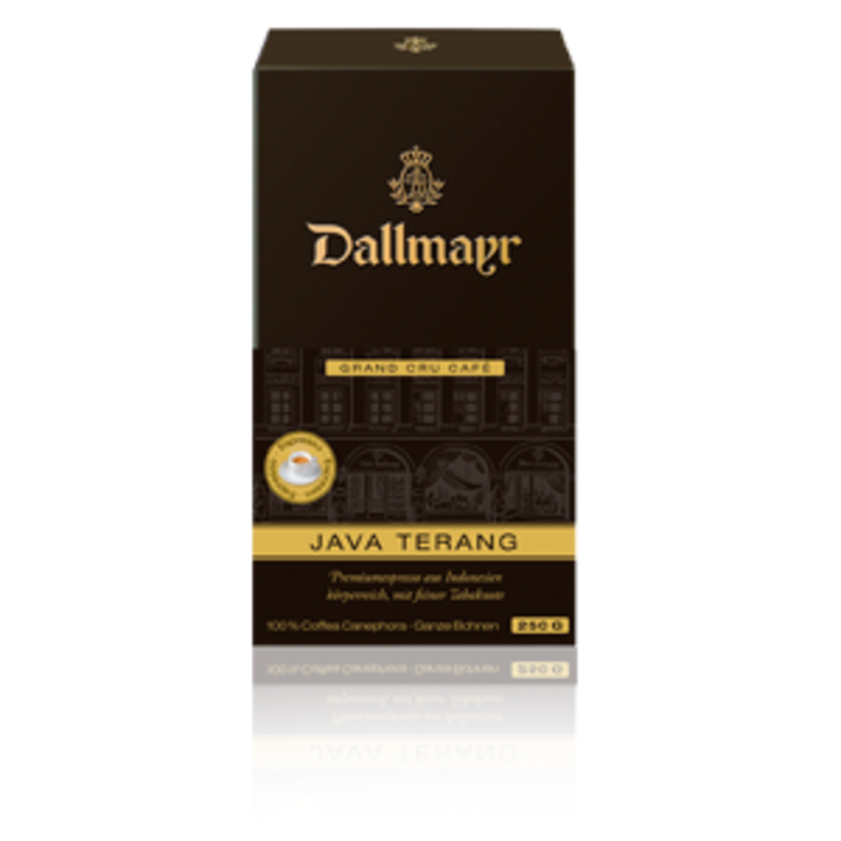 Dallmayr Grand Cru Java Terang кафе на зърна 250гр