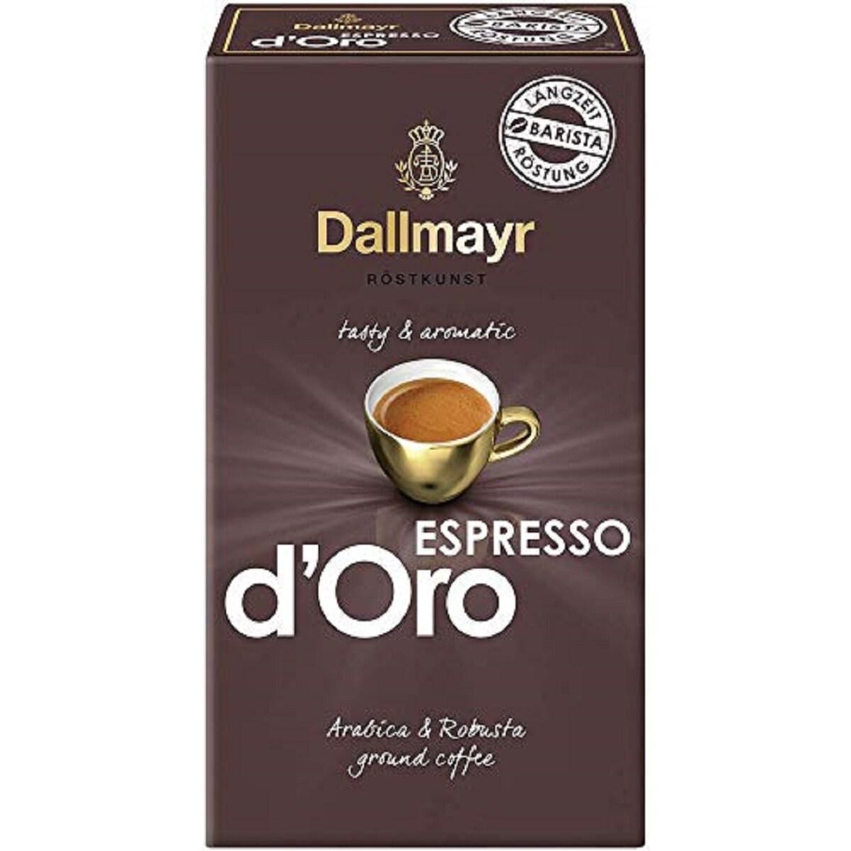 Dallmayr Espresso D'oro 250гр мляно кафе