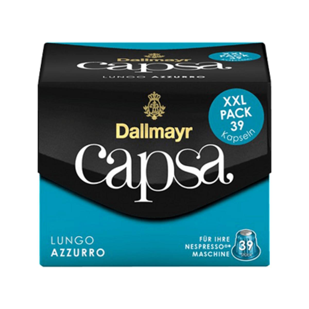 Dallmayr Lungo Azzurro 39бр Nespresso съвместими капсули