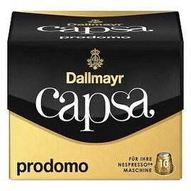 Dallmayr capsa Prodomo Nespresso съвместими капсули