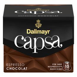 Dallmayr capsa Espresso Chocolat Nespresso съвместими капсули