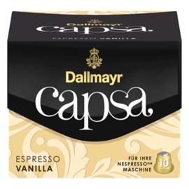 Dallmayr capsa Espresso Vanilla  Nespresso съвместими капсули