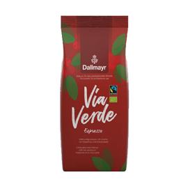 Dallmayr Via Verde Espresso Био кафе на зърна 1кг