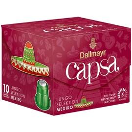 Dallmayr capsa Mexico Nespresso съвместими капсули