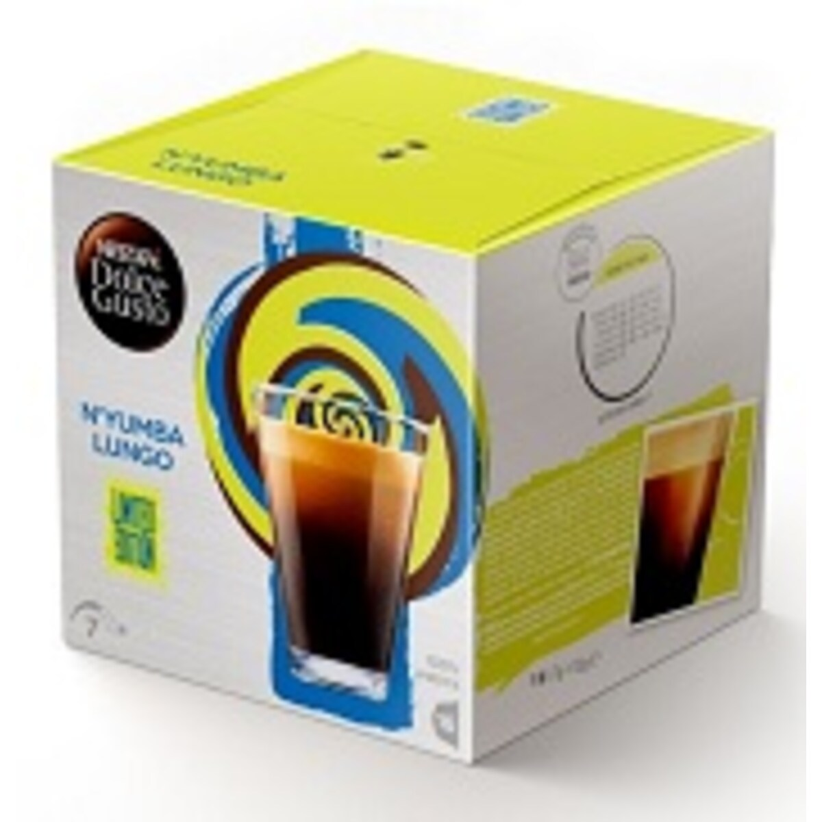 Nescafe Dolce Gusto N'Yumba Lungo