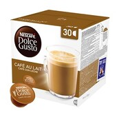 Nescafe Dolce Gusto Cafe au Lait 30 броя капсули кафе