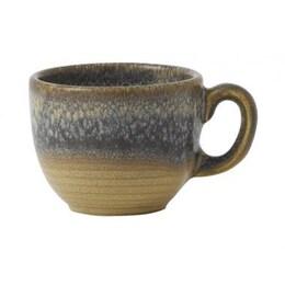 Dudson Granite луксозна керамична еспресо чаша с чинийка