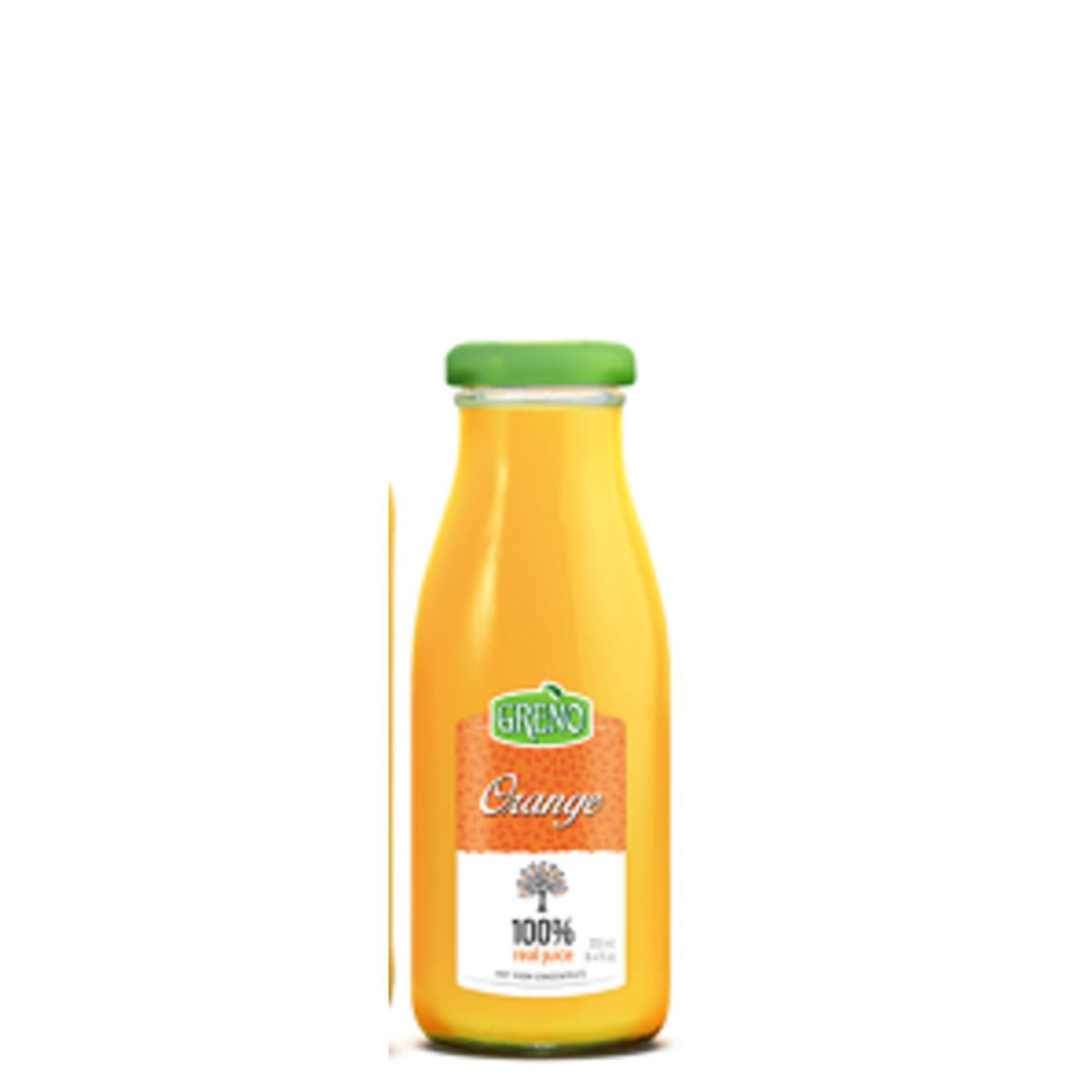 Greno портокал сок стек от 12бр х 250мл