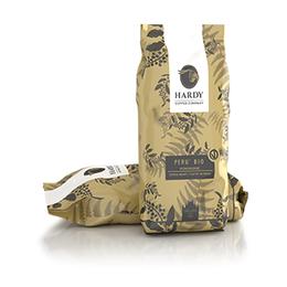 Hardy Peru Био кафе на зърна 1кг