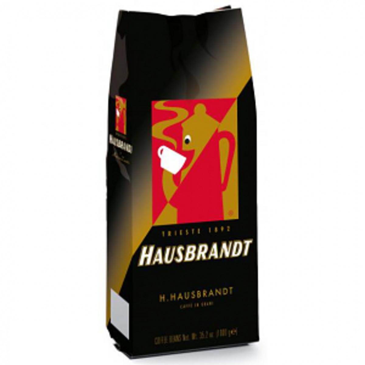 Hausbrandt H. Hausbrandt - кафе на зърна, 1кг