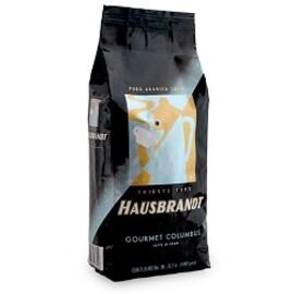 Hausbrandt Gourmet Columbus - кафе на зърна, 1кг