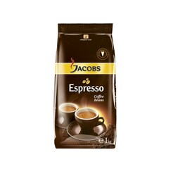 Jacobs Espresso кафе на зърна 1кг