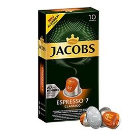 Jacobs Espresso Classico капсули за Nespresso кафемашина