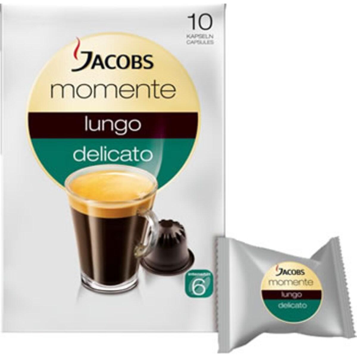 Jacobs Lungo Delicato