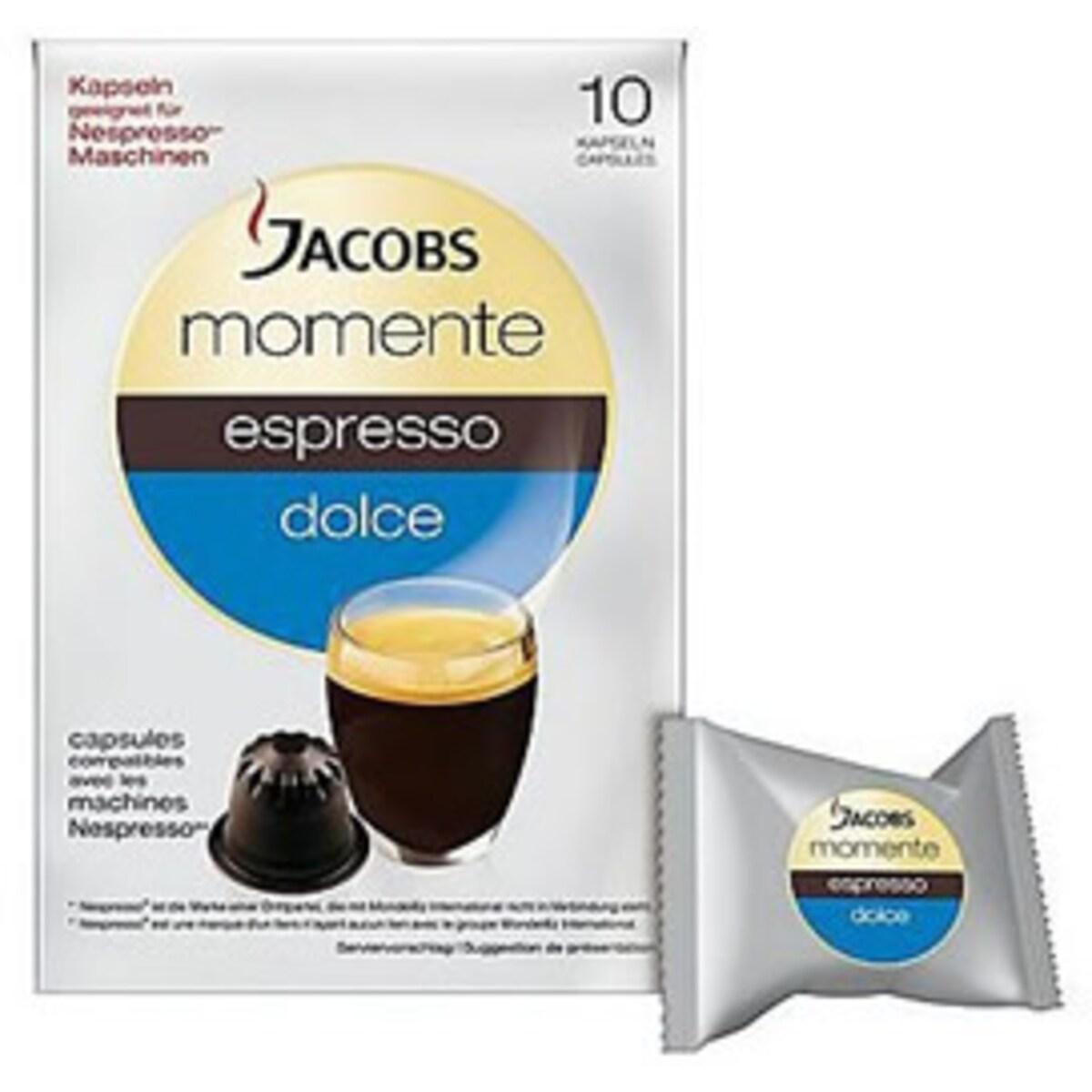 Jacobs Espresso Dolce