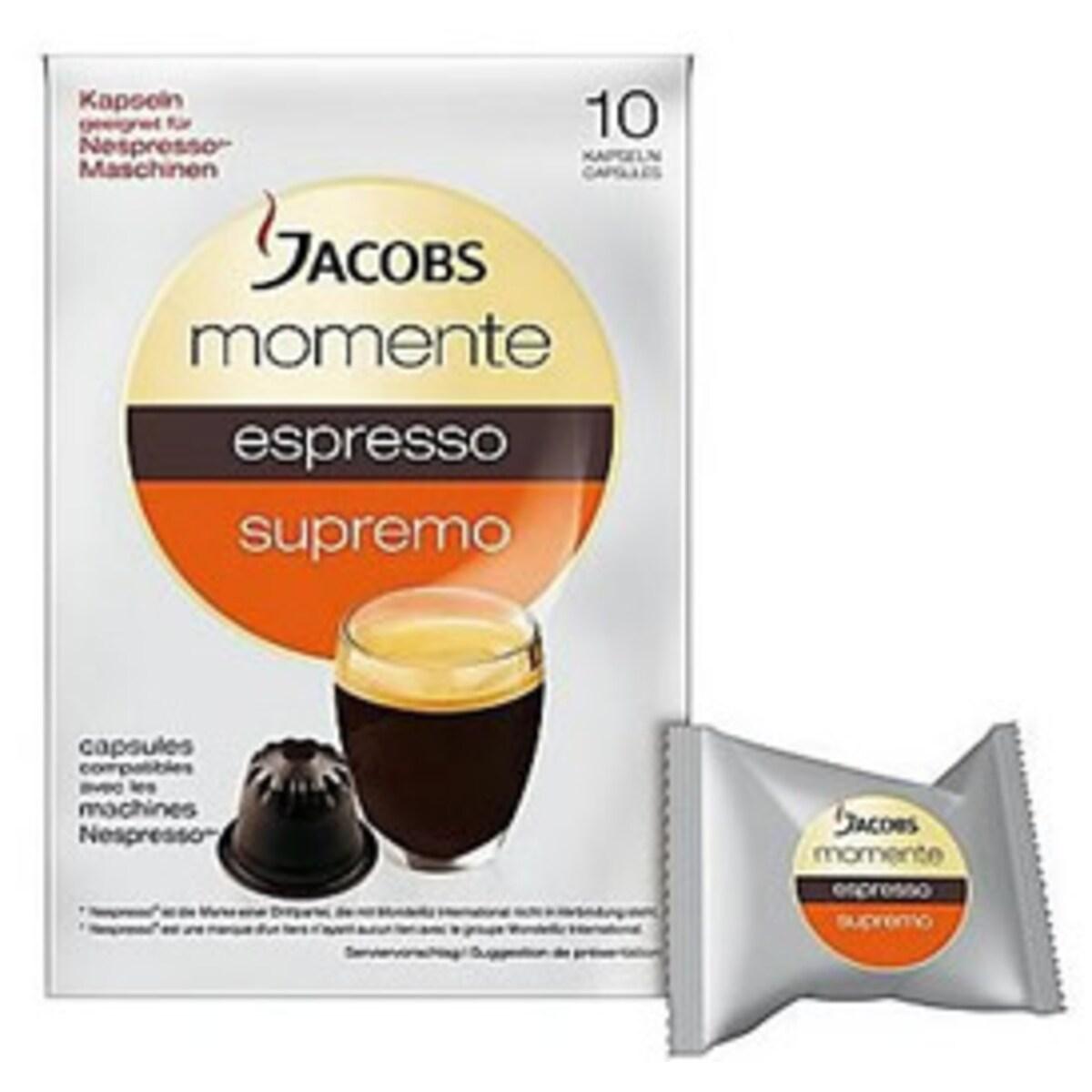 Jacobs Espresso Supremo